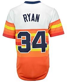 Mitchell & Ness Men's Nolan Ryan Houston Astros Authentic Jersey