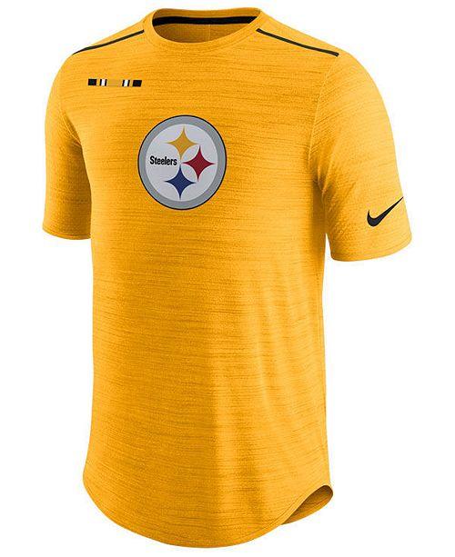 eb5c4fd8 Nike Men's Pittsburgh Steelers Player Top T-shirt - Sports Fan Shop ...