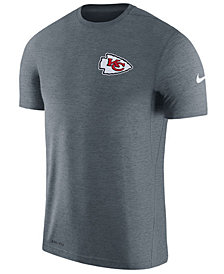 Nike Men's Kansas City Chiefs Coaches T-shirt