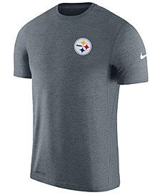 Nike Men's Pittsburgh Steelers Coaches T-shirt