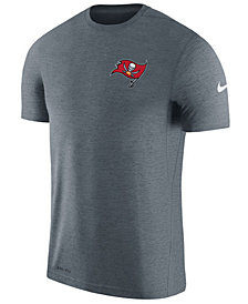Nike Men's Tampa Bay Buccaneers Coaches T-shirt