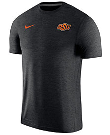 Nike Men's Oklahoma State Cowboys Dri-Fit Touch T-Shirt