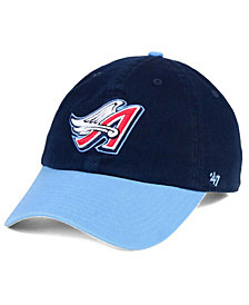 '47 Brand Los Angeles Angels of Anaheim Cooperstown CLEAN UP Cap
