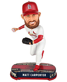 Forever Collectibles Matt Carpenter St. Louis Cardinals Headline Bobblehead