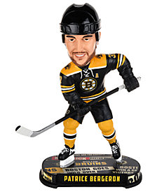 Forever Collectibles Patrice Bergeron Boston Bruins Headline Bobblehead