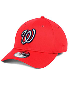 New Era Washington Nationals Leisure 39THIRTY Cap