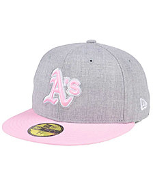 New Era Oakland Athletics Perfect Pastel 59FIFTY Cap