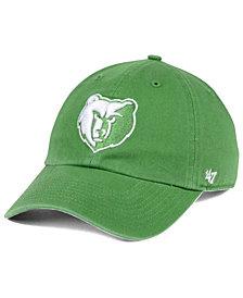 '47 Brand Memphis Grizzlies Pastel Rush CLEAN UP Cap