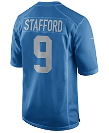Men's Matthew Stafford Detroit Lions Game Jersey