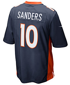 Nike Men's Emmanual Sanders Denver Broncos Game Jersey