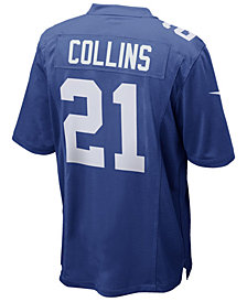 Nike Men's Landon Collins New York Giants Game Jersey