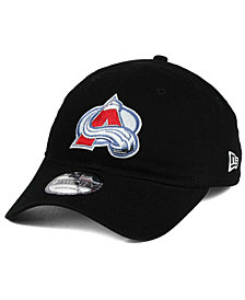 New Era Colorado Avalanche Relaxed 9TWENTY Strapback Cap