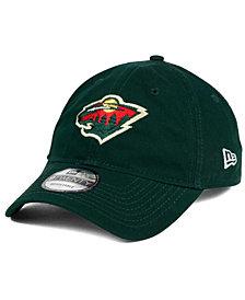 New Era Minnesota Wild Relaxed 9TWENTY Strapback Cap
