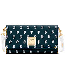 Dooney & Bourke San Francisco Giants Daphne Crossbody Wallet