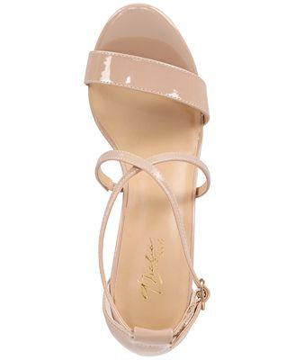 Thalia Sodi Darria Strappy Sandals Created For Macy S
