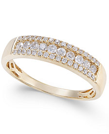Diamond Band (1/3 ct. t.w.) in 14k Gold