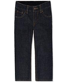 Levi's® 514™ Straight Fit Jeans. Little Boys
