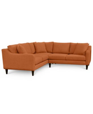 Nario 2 Pc. Sectional With Loveseat, Created For Macyu0027s