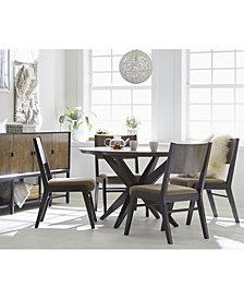 Ashton Round Pedestal Dining Furniture Collection