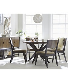 Ashton Round Pedestal Dining Furniture Collection