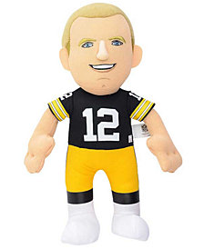 Bleacher Creatures Terry Bradshaw Pittsburgh Steelers 10inch Player Plush Doll