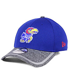 New Era Kansas Jayhawks Training 39THIRTY Cap