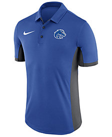 Nike Men's Boise State Broncos Evergreen Polo