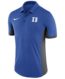 Nike Men's Duke Blue Devils Evergreen Polo