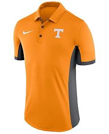 Nike Men's Tennessee Volunteers Evergreen Polo