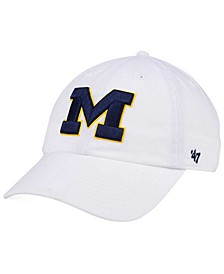 Michigan Wolverines CLEAN UP Cap