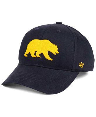 '47 Brand Boys' California Golden Bears Basic MVP Cap