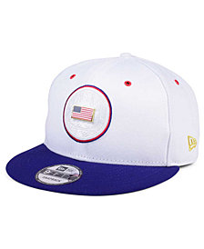 New Era New York Mets Metal America 9FIFTY Snapback Cap