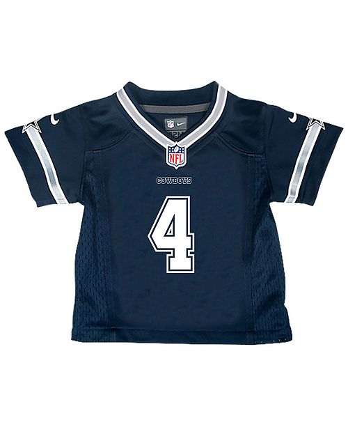 4f48a78e879 Nike Dak Prescott Dallas Cowboys Game Jersey, Infant Boys (12-24 months) ...