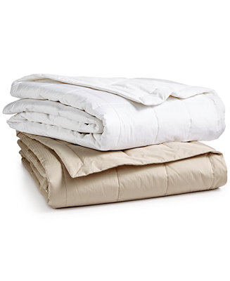 Charter Club European White Down Blanket Created For Macy