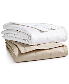 Charter Club European White Down Blanket, Created for Macy's