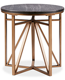Macsen End Table, Quick Ship