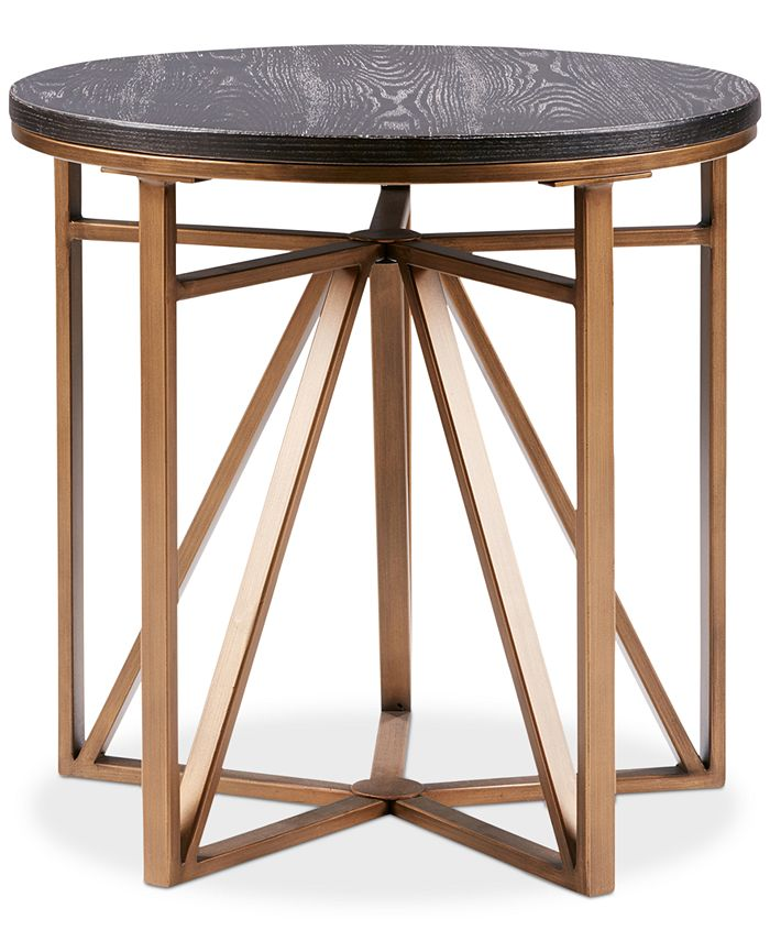 Furniture - Madison End Table, Quick Ship