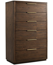 CLOSEOUT! Bromley 6 Drawer Chest, Created for Macy's