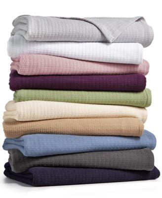 Lauren Ralph Lauren Classic 100 Cotton Blankets Blankets