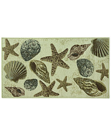 "Bacova Berber Beach Haven 22.4"" x 40.0"" Kitchen Rug"