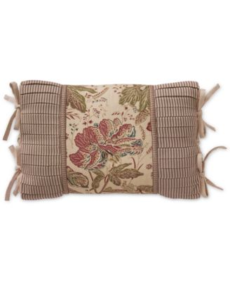 "Camille 19"" x 13"" Boudoir Decorative Pillow"
