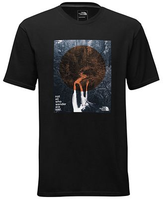 The north face mens graphic t shirt t shirts men macys the north face mens graphic t shirt sciox Images