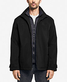 Weatherproof Men's Flex Tech Open-Bottom Jacket, Created for Macy's