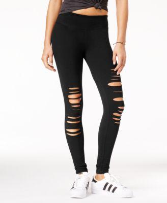 Teen trendy yoga pants