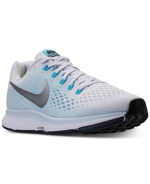 78a10f71e301 Nike Women s Air Zoom Pegasus 34 Running Sneakers from Finish Line ...