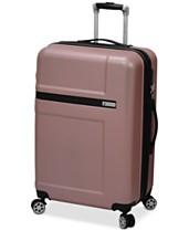 58bc32863aa4 London Fog Checked Luggage - Macy's