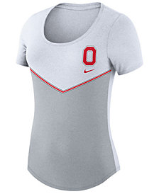 Nike Women's Ohio State Buckeyes Chevron T-Shirt