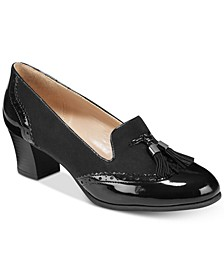 Terrie Tassel Pumps, Created for Macy's