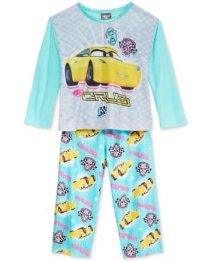 Disney's Cars 2-Pc. Cruz Pajama Set, Toddler
