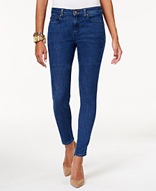 MICHAEL Michael Kors Petite Stretch Selma Skinny Jeans